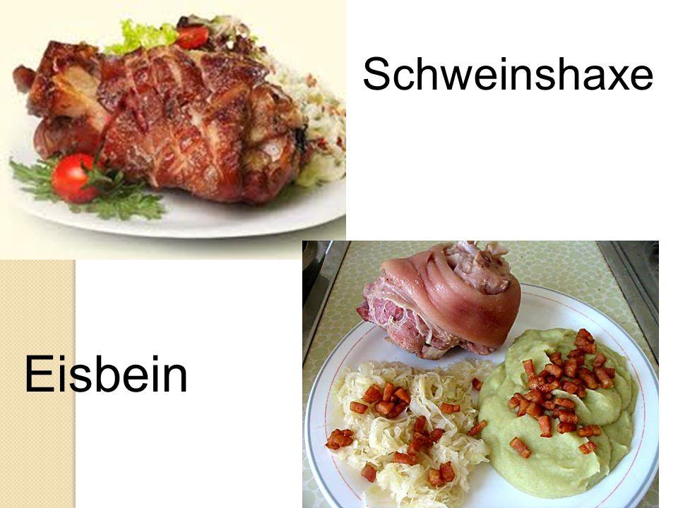 Eisbein Schweinshaxe