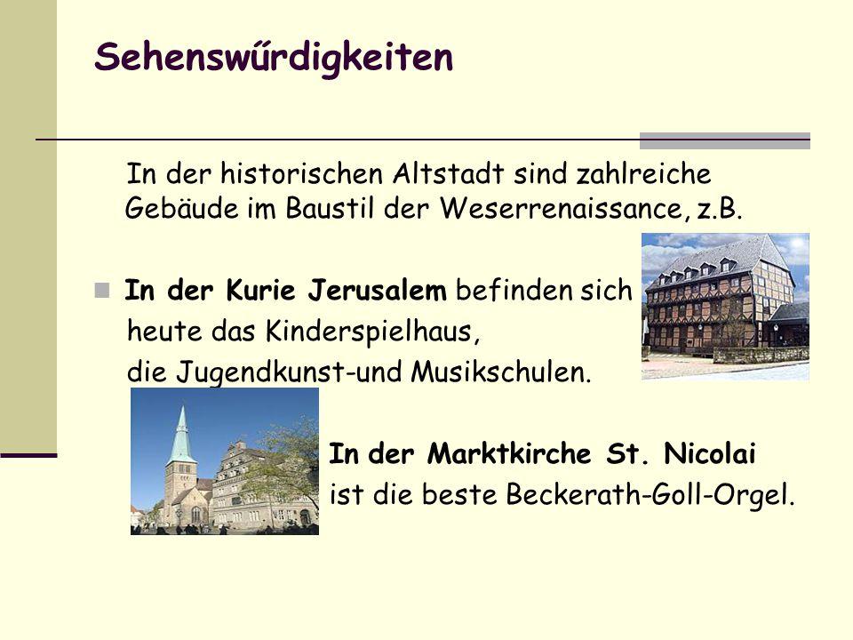 Sehenswűrdigkeiten Der Rattenfängerhaus Der Rattenfänger von Hameln gilt als die bekannteste deutsche Sagengestalt in aller Welt.