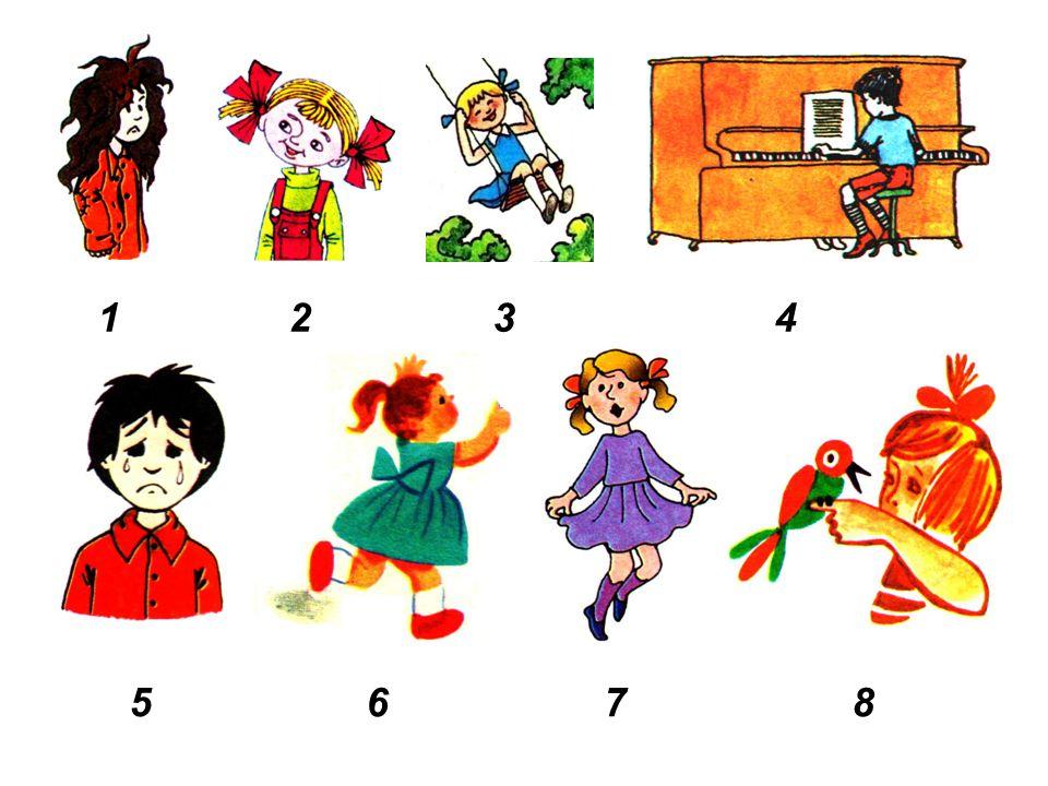 Übung 8.Ответь на вопросы, как в образце: Wer ist das.