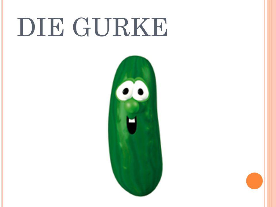 DIE GURKE