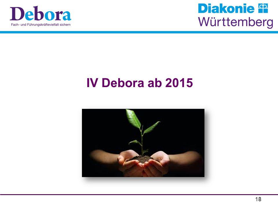 IV Debora ab 2015 18