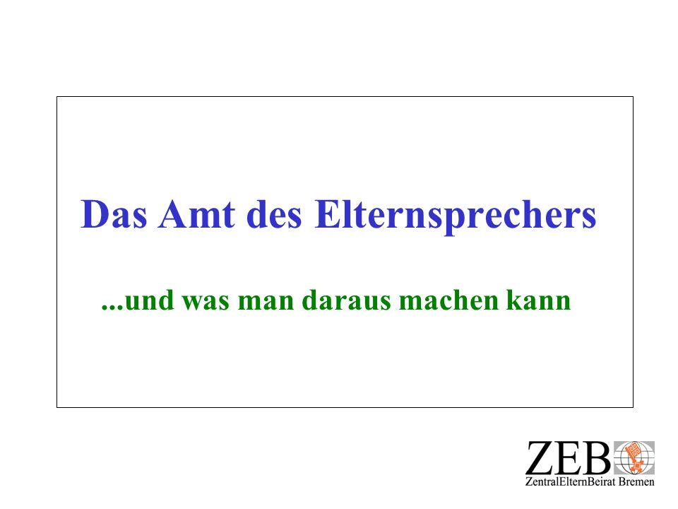 Diese Präsentation erhalten Sie auf Anfrage unter: zeb@bildung.bremen.de Bremer Schulgesetze mit umfassenden Informationen unter: www.bildung.bremen.de → Service → Broschüren & Flyer