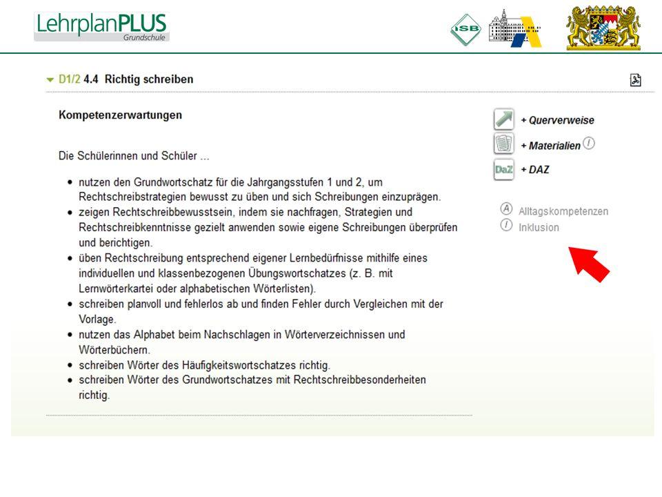 ^ Service- bereich Aufgaben, Materialien, Wortschatzlisten, Glossare, relevante KMS und KMBek, Zugang zu Mebis etc.