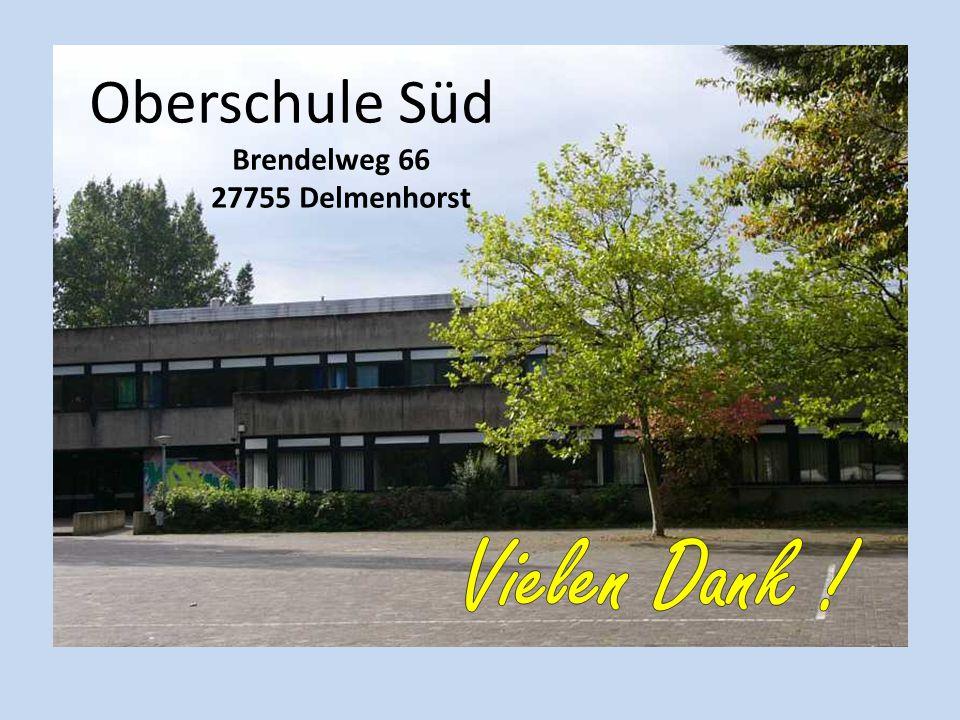Oberschule Süd Brendelweg 66 27755 Delmenhorst