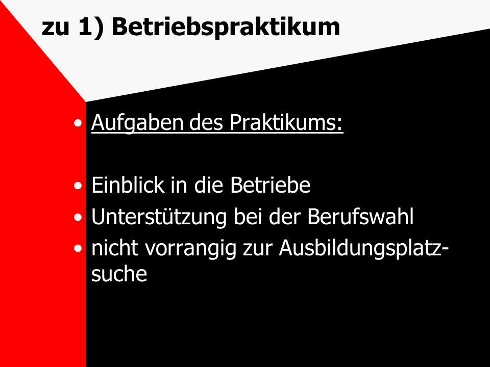 zu 2) Abschlussverfahren in 9 HSA / Ü 2j.