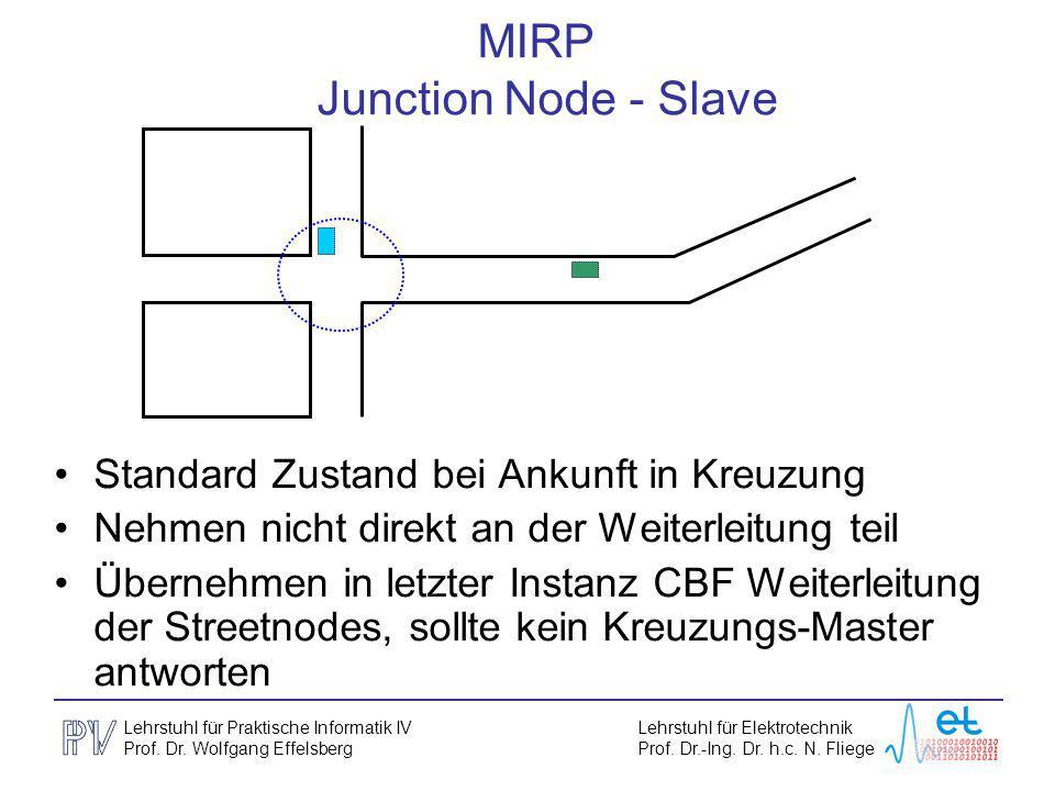 Lehrstuhl für Elektrotechnik Prof. Dr.-Ing. Dr. h.c.