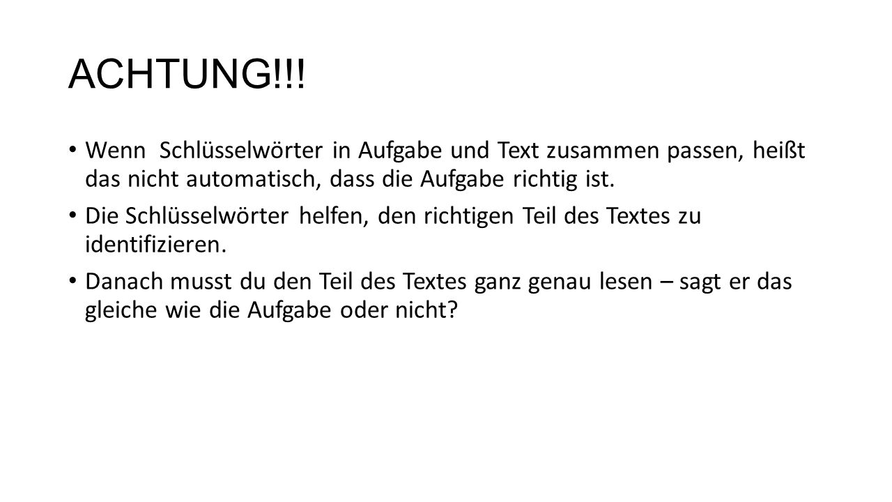 ACHTUNG!!.