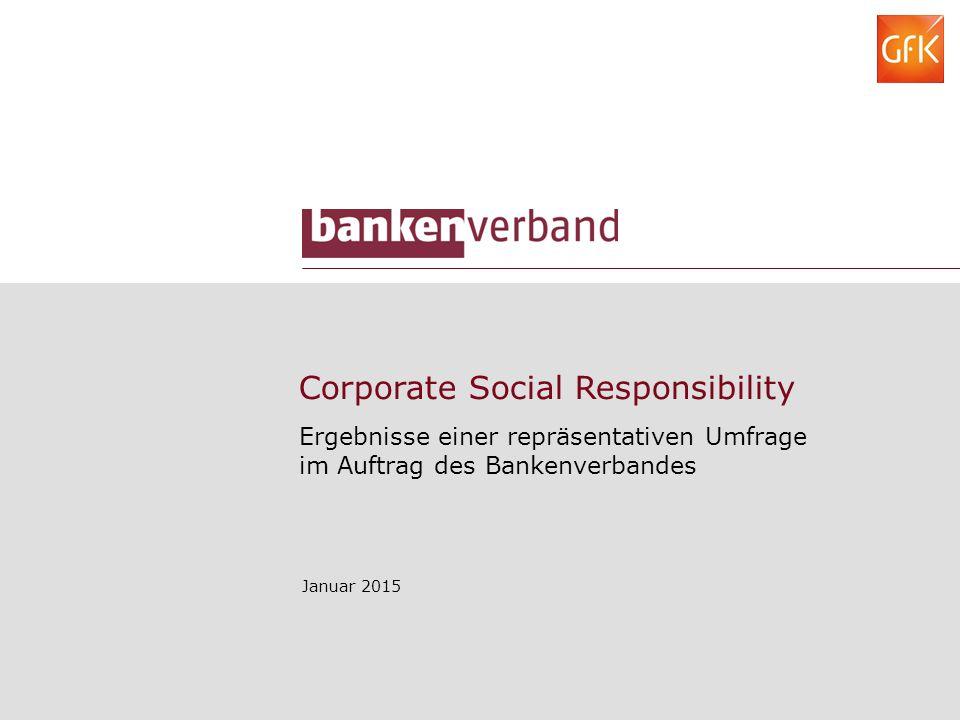 Thema und Intention der Umfrage Das über die reine Geschäftstätigkeit hinausgehende gesellschaftliche Engage- ment von Unternehmen ist in Deutschland weder gesetzlich normiert noch im Rahmen der Wirtschaftsordnung näher definiert.
