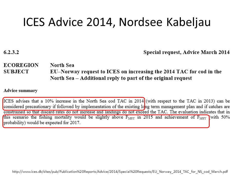 http://www.ices.dk/sites/pub/Publication%20Reports/Advice/2014/Special%20Requests/EU_Norway_2014_TAC_for_NS_cod_March.pdf