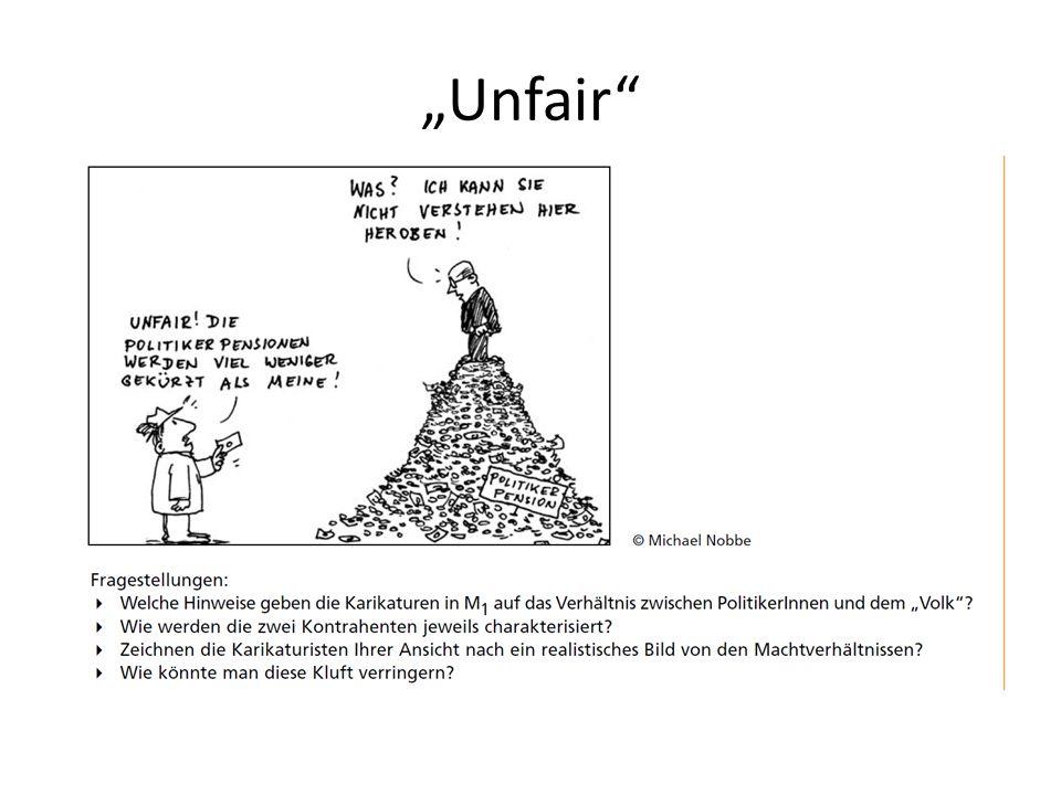 """""""Unfair"""