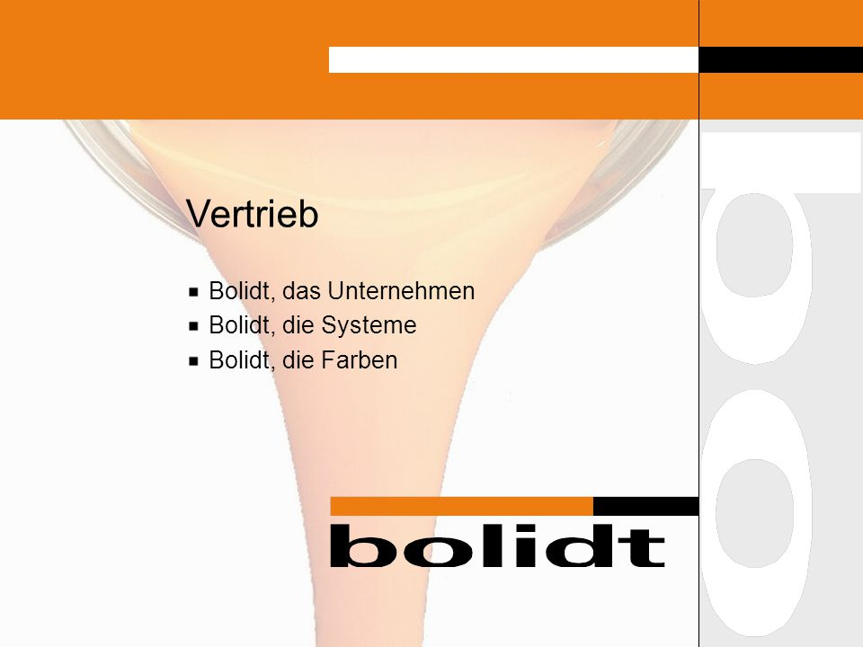 FARBEN Bolidtop ® 700