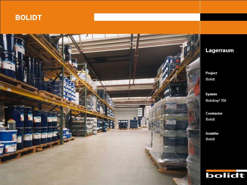 nahtlos hohe mechanische Widerstandsfähigkeit widerstandsfähig/ robust und langlebig rutschfest BOLIDTOP ® 700 - series