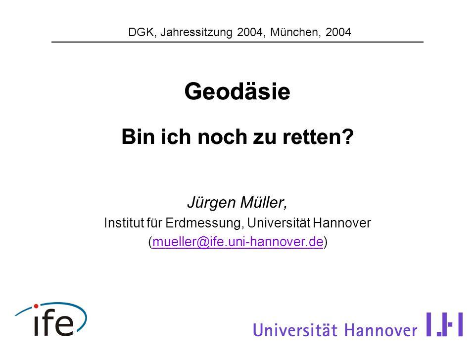 Schwerefeldmission GRACE (2) Interpretation Landhebung, max.