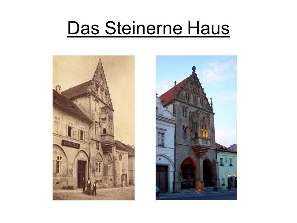 Das Steinerne Haus