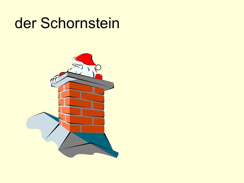 der Schornstein