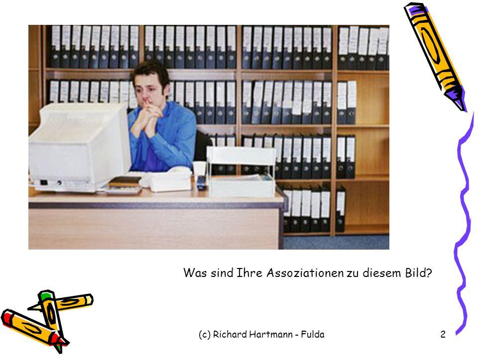 (c) Richard Hartmann - Fulda2 Was sind Ihre Assoziationen zu diesem Bild?
