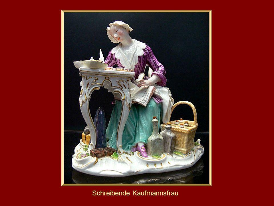 """Liebespaar am Frühstückstisch 1744 """"Kaendler"""""""