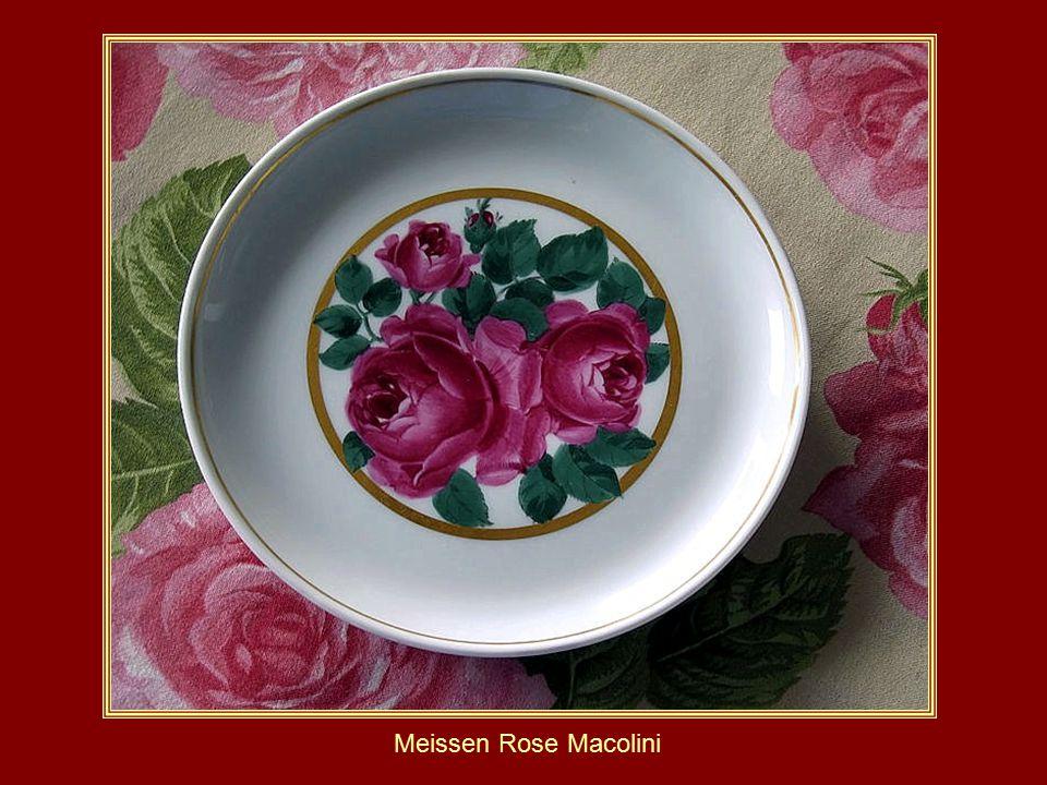 Meissen Rose Macolini