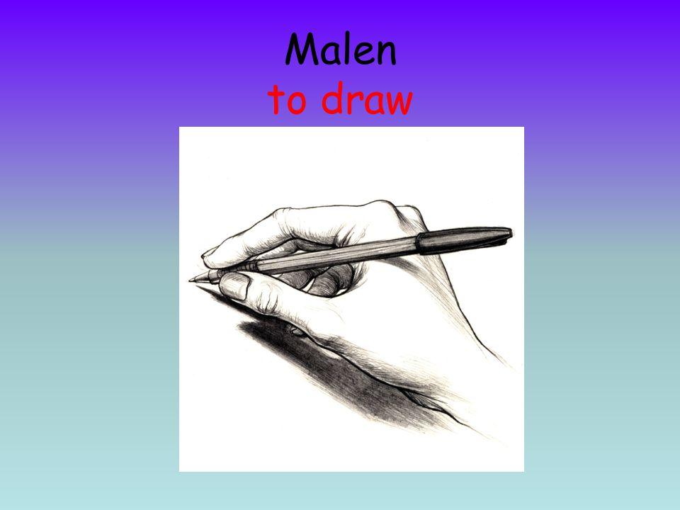 Malen to draw