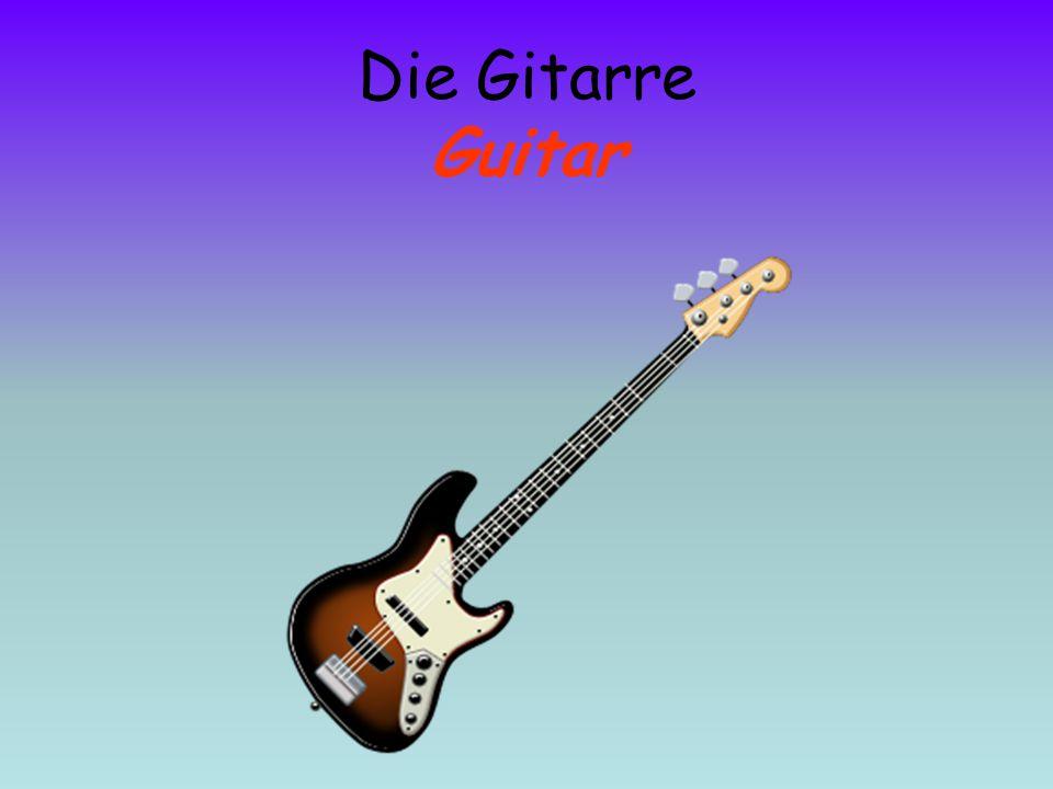 Die Gitarre Guitar