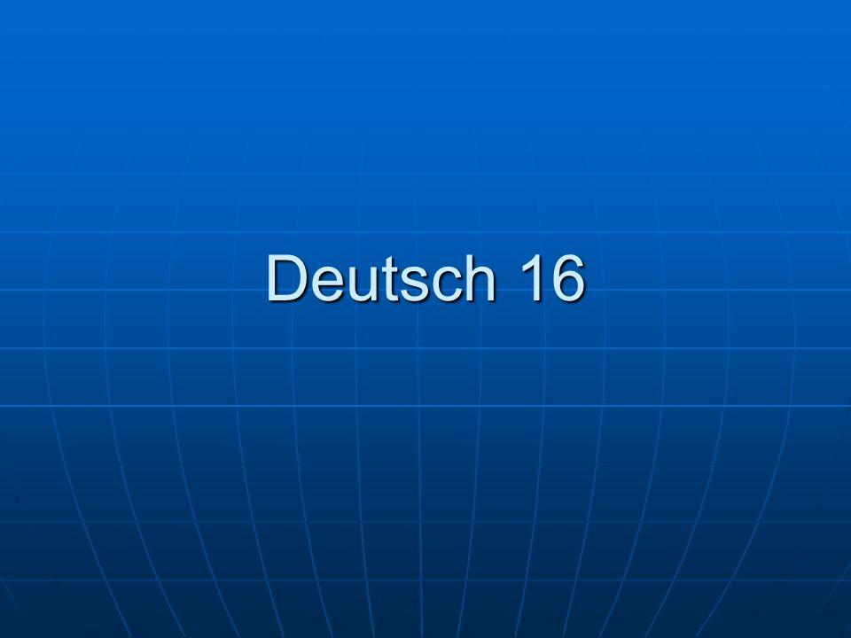 Deutsch 16