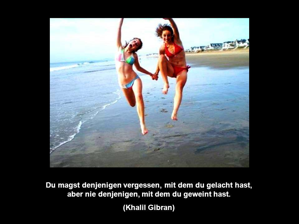 Freundschaft ist eine Tür zwischen zwei Menschen. Sie kann manchmal knarren. Sie kann klemmen, aber sie ist nie verschlossen. (Baltasar Gracian)