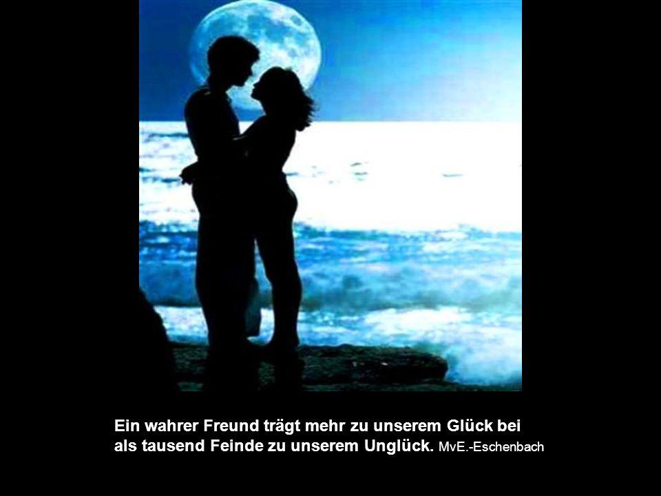 Freundschaft und Liebe werden an den Enttäuschungen gemessen, die sie zu ertragen vermögen. (Charles Tschopp))