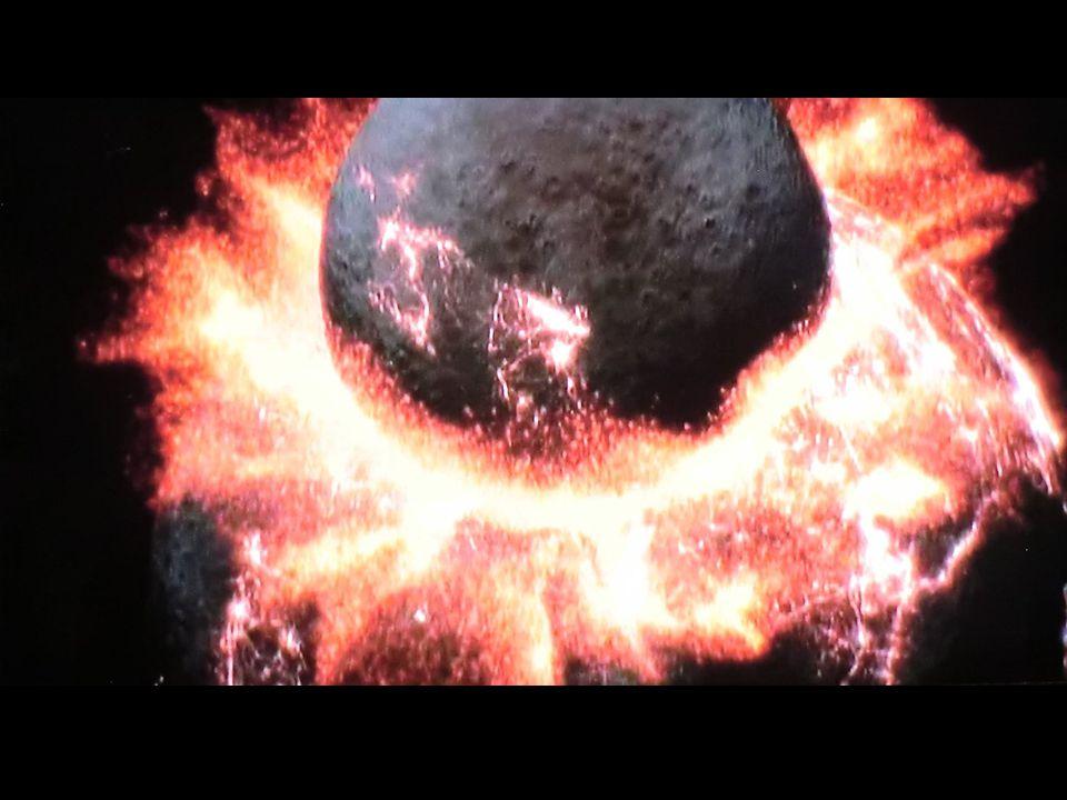 Ringförmige Sonnenfinsternis - Warum ist diese Finsternis nicht total?