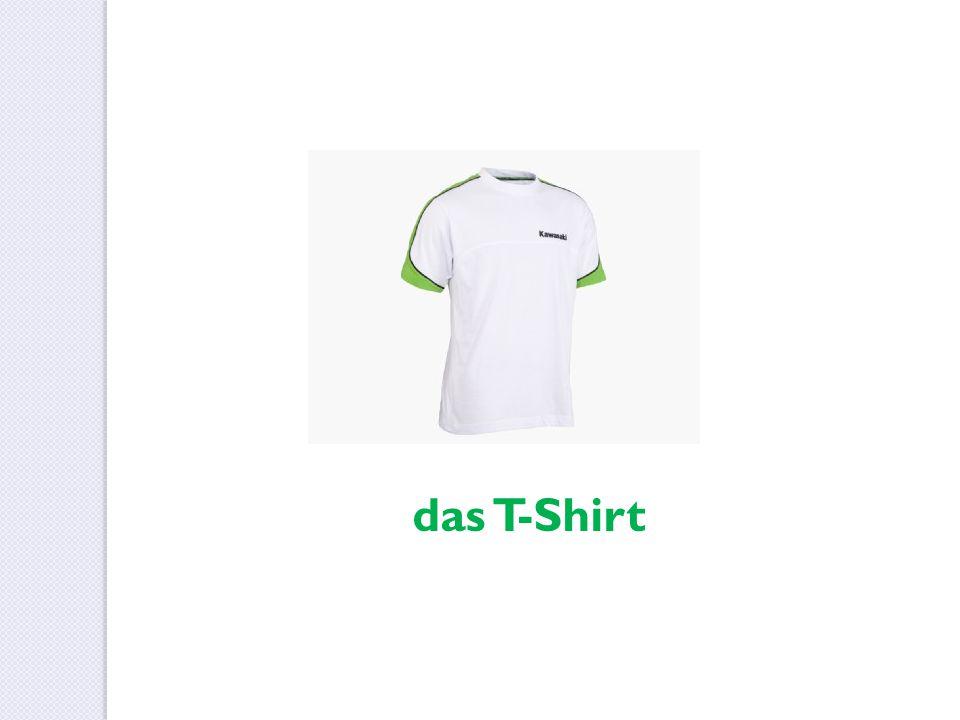 das T-Shirt