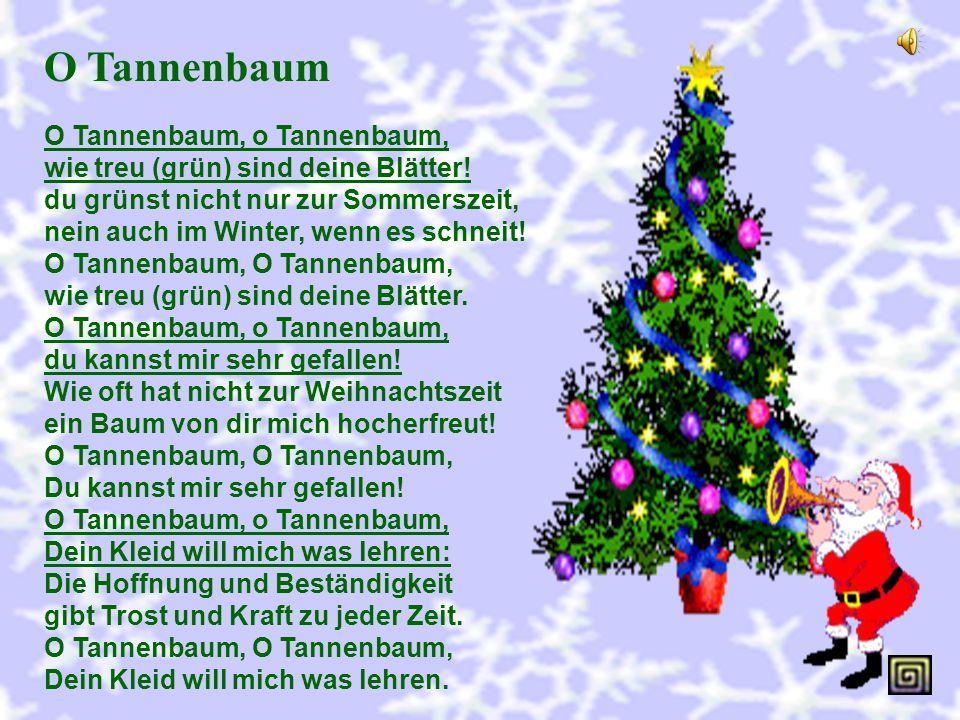 Der Nikolaustag Am Abend ( am 5. Dezember) stellen die Kinder einen Schuh auf das Fensterbrett. In der Nacht kommt der Nikolaus und füllt den Schuh mi