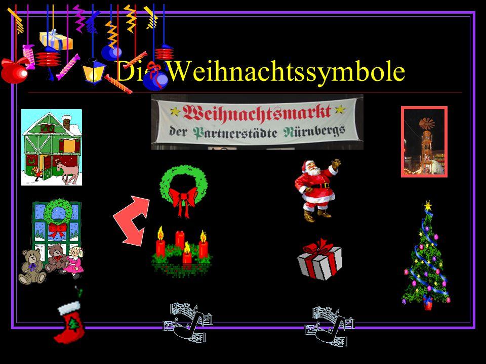 Wie feiert man Weihnachten in Deutschland?