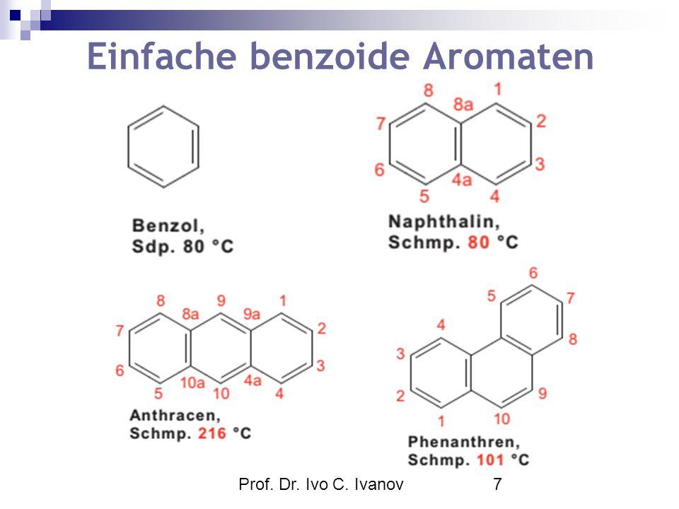 Prof. Dr. Ivo C. Ivanov18 Acylierung von Benzol nach Friedel-Crafts Rolle des Katalysators AlCl 3 :