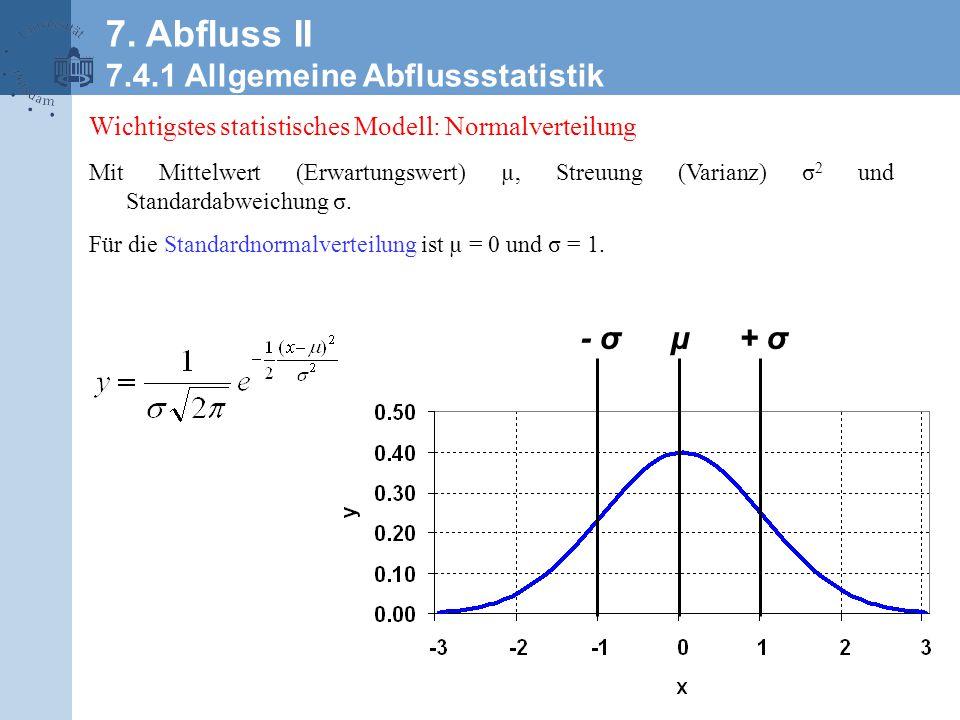 """Normalverteilung: Die Normalverteilung ist ein Verteilungsmodell für stetige Zufallsvariablen und wurde von Carl Friedrich Gauß entwickelt -> """"Gaußsche Glockenkurve ."""