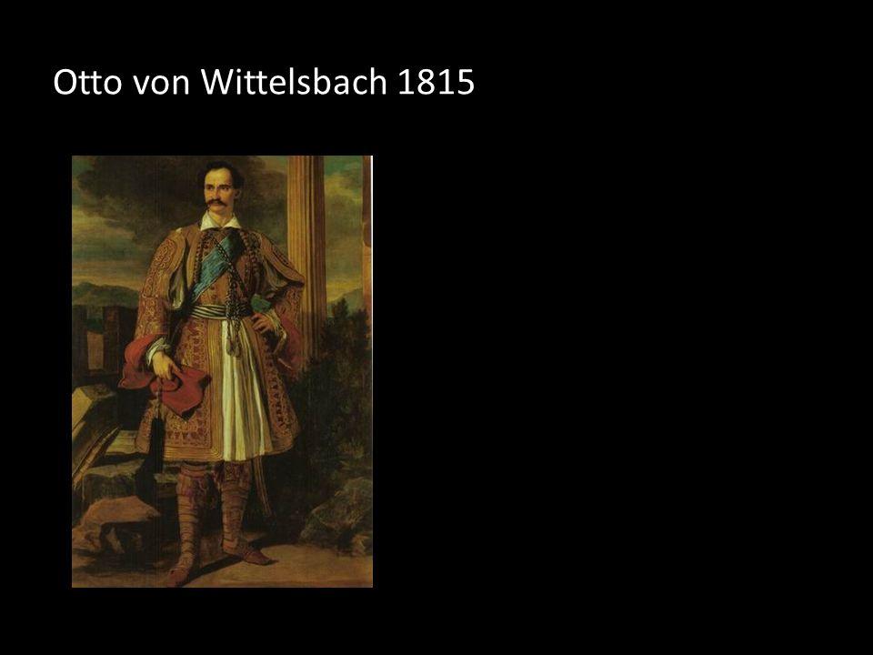 Otto von Wittelsbach 1815