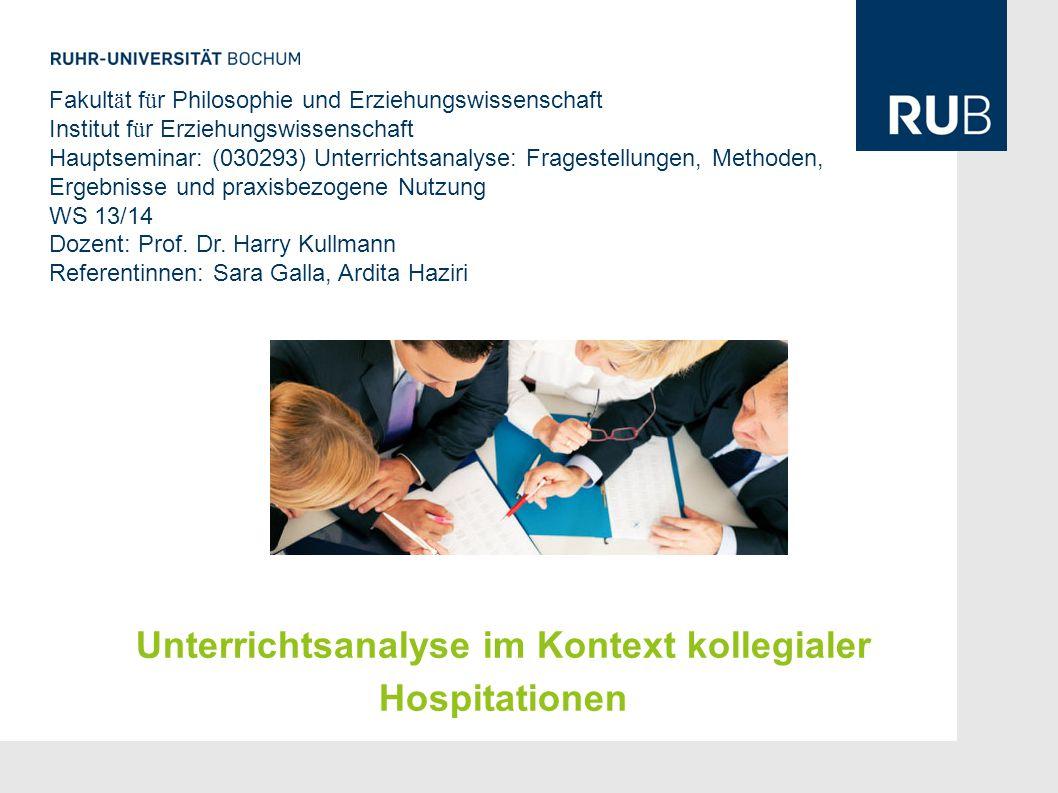 12 3.5.Das Klassifikationssystem Kempfert, G. & Ludwig, M.