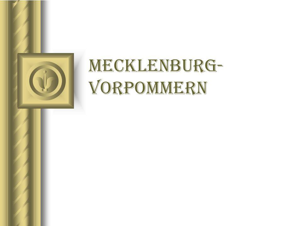 Die römisch-katholische Kirche Die römisch-katholische Kirche spielt seit der Reformation in Mecklenburg-Vorpommern eine zahlenmäßig geringe Rolle.