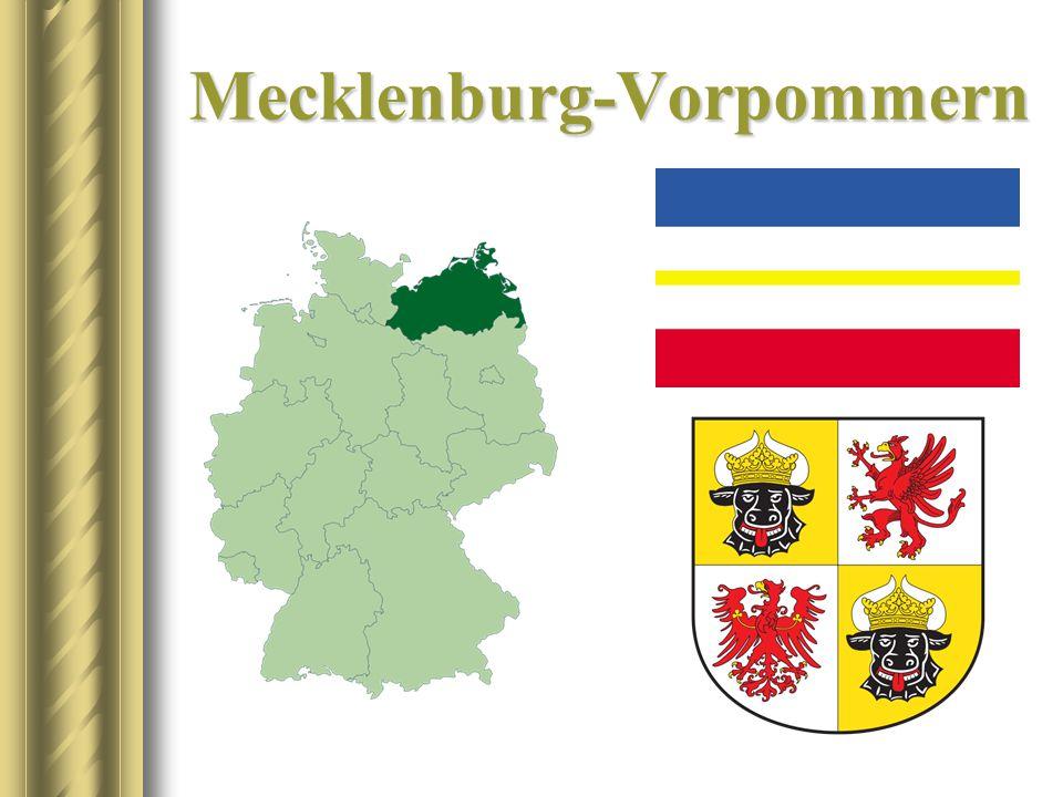 Mecklenburg-Vorpommern ist ein Land im Nordosten der Bundesrepublik Deutschland.