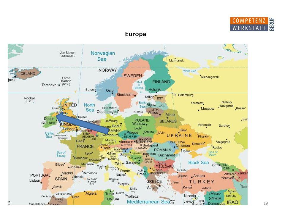 19 Europa