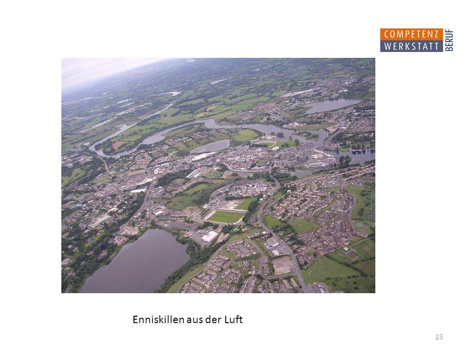 Enniskillen aus der Luft 23