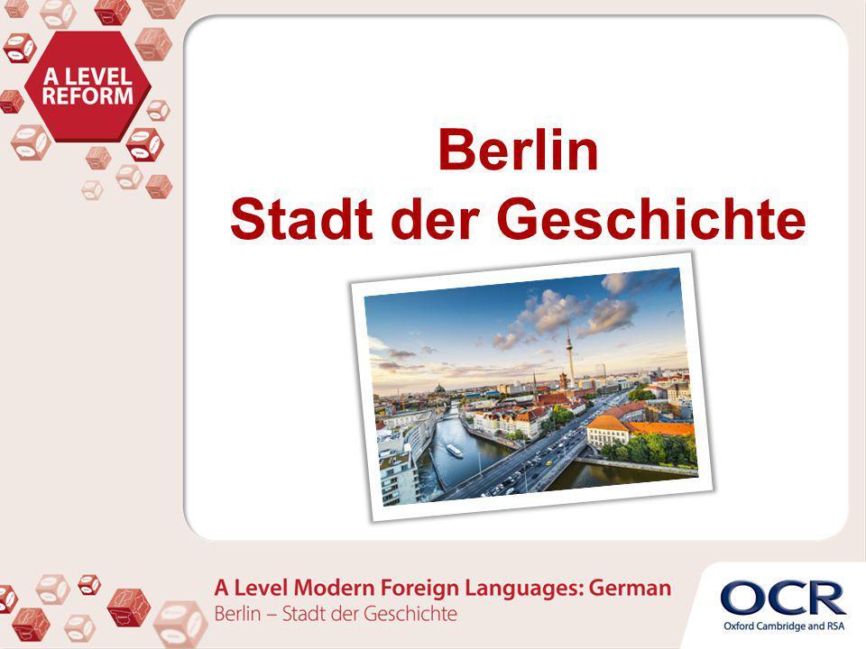 Berlin Stadt der Geschichte