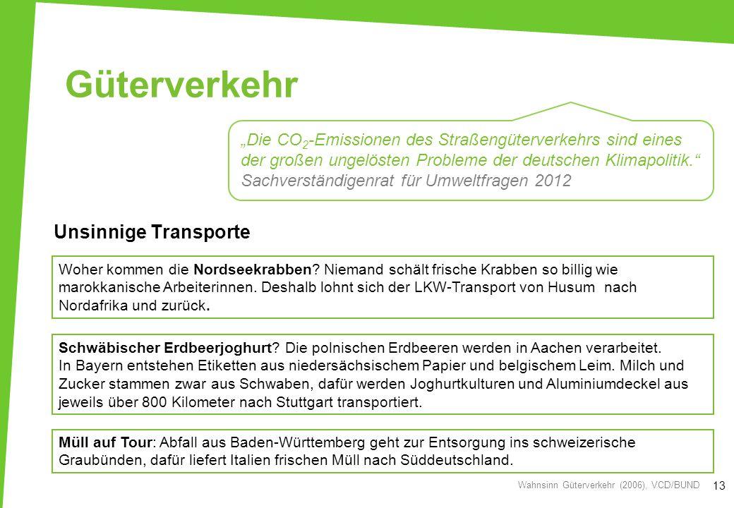 Güterverkehr Unsinnige Transporte 13 Woher kommen die Nordseekrabben? Niemand schält frische Krabben so billig wie marokkanische Arbeiterinnen. Deshal