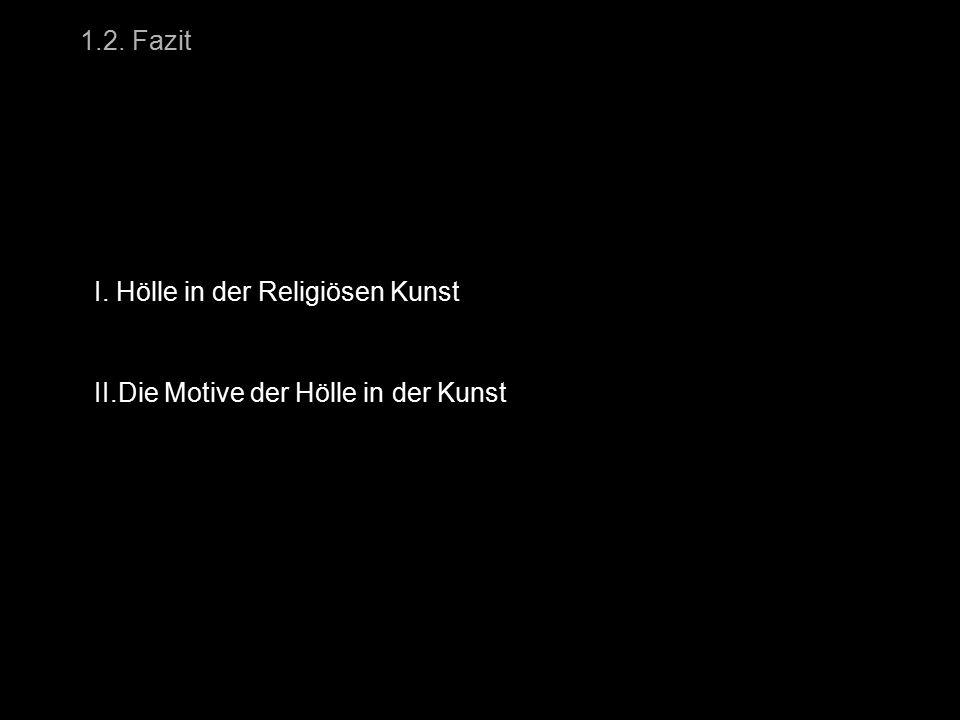 2.1. Religiöse Kunst 2.1.3. Das Jüngste Gericht Salvador Dali, apokalyptische Reiter