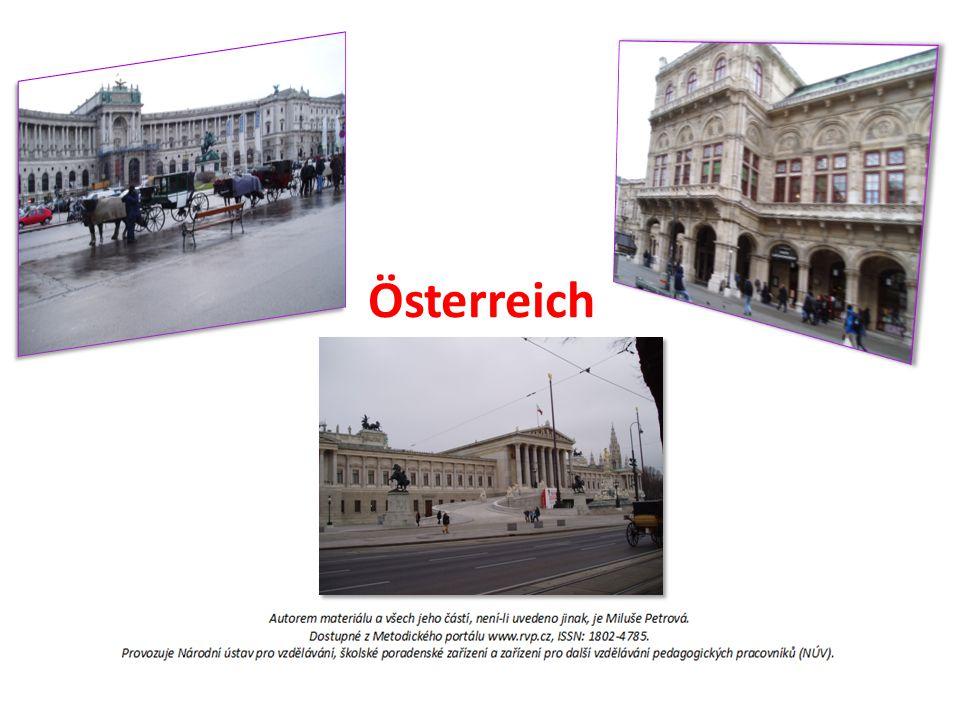 Etwas zur Geschichte Österreichs in der zweiten Hälfte des 19.