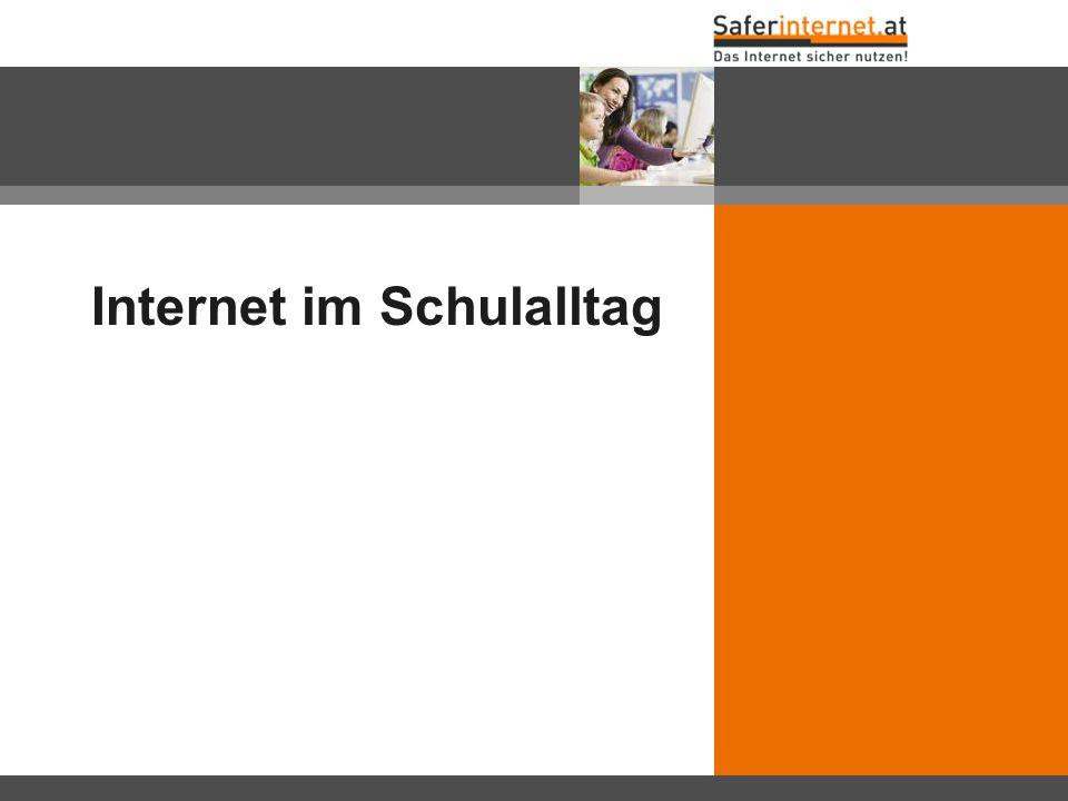 Internet im Schulalltag