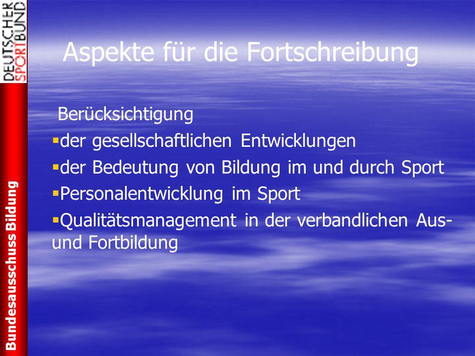 ) Lizenz Stufe Trainer/in Freizeit- und Breitensport sportartübergreifend Trainer/in Freizeit- und Breitensport sportart- spezifisch Trainer/in Leistungs- sport sportart- spezifisch Jugend- leiter/in Vereins- manager/in Diplom Trainer/in 3.