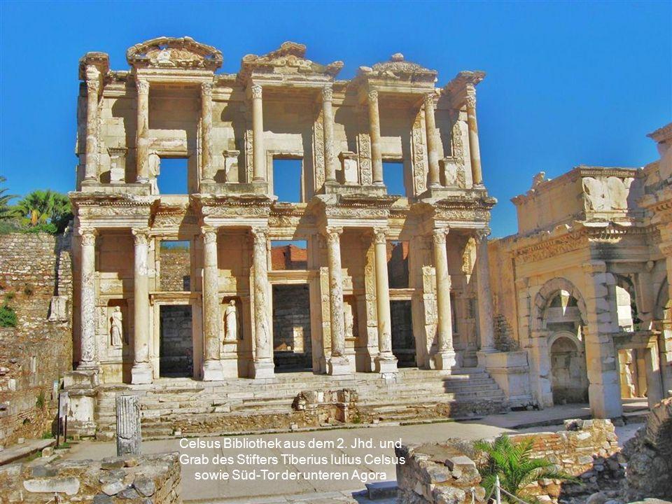 Celsus Bibliothek aus dem 2.Jhd.
