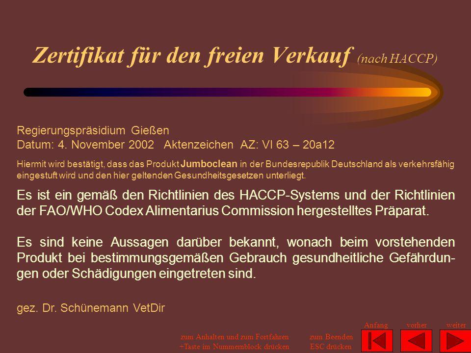 Was ist HACCP .