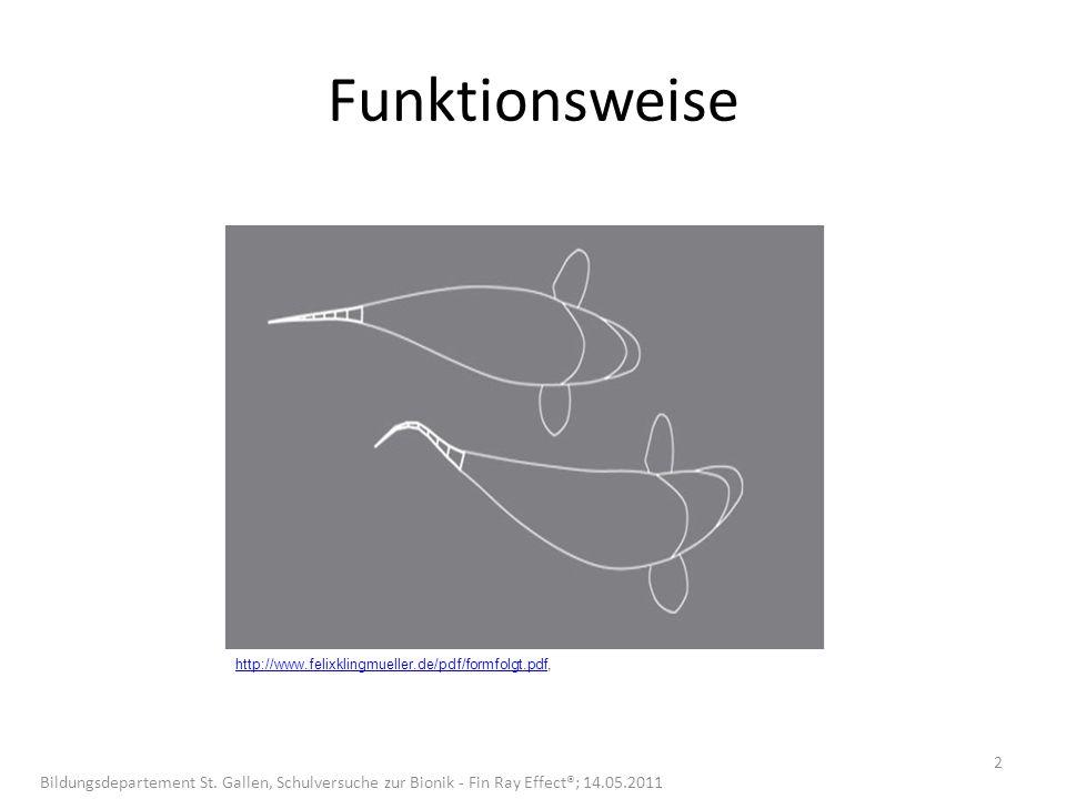 Funktionsweise http://www.felixklingmueller.de/pdf/formfolgt.pdfhttp://www.felixklingmueller.de/pdf/formfolgt.pdf, 2 Bildungsdepartement St.
