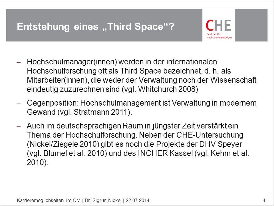 Blümel, A./Kloke, K./Krücken, G./Netz, N.(2010): Restrukturierung statt Expansion.