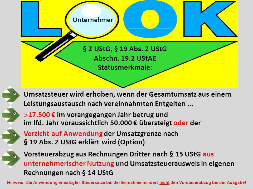 Kontenklassen (KK) ab 01.01.13: Zweckbetriebsfreigrenze  45.000 €/Jahr Einnahmen einschl.